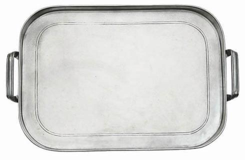 $913.00 Large Rectangular Tray