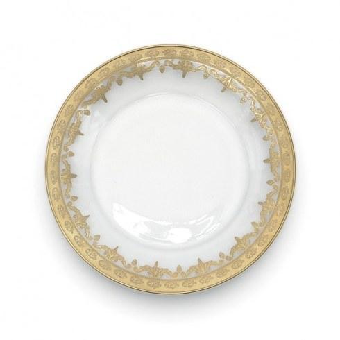 $101.00 Gold Salad/Dessert Plate