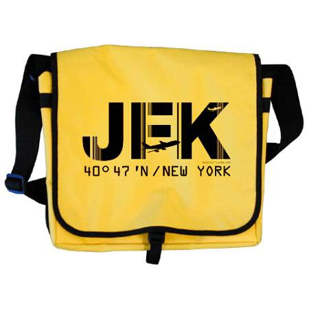 $39.99 Yellow messenger bag