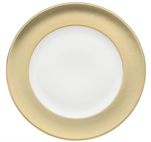$225.00 Gold Rim Charger