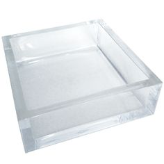 Caspari   Acrylic Cocktail Napkin Holder $25.00