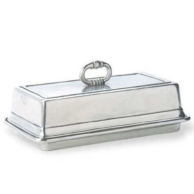 Match   Covered Butter Dish $235.00