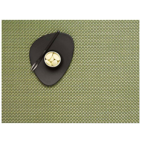 $14.00 Square Place Mat - Green