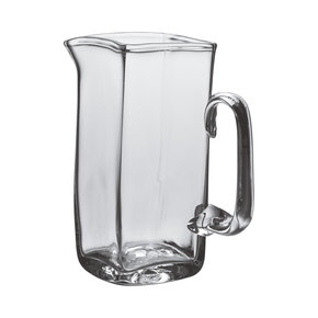 "$160.00 Woodbury Pitcher, Large: 9½"" x 7¾"", 64 ounces"