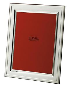 Cunill   5x7 Cord Sterling Frame $65.00