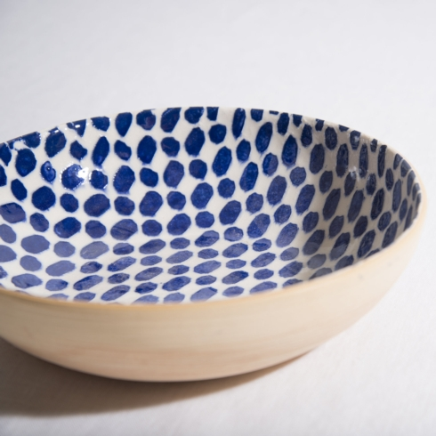 "$240.00 16"" Centerpiece Bowl"