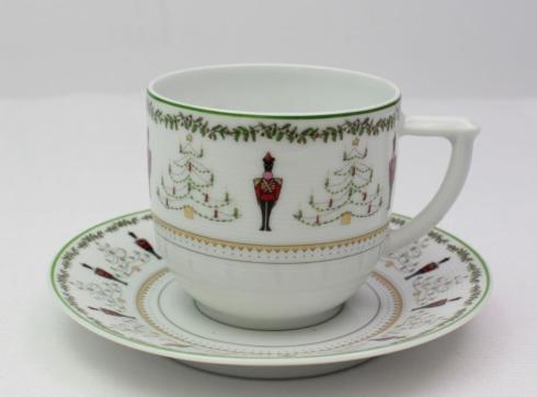 $40.00 Grenadiers Saucer