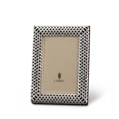 $185.00 Platinum Braid Frame 4x6