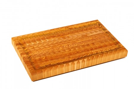 Larch Wood   Carver Cutting Board $360.00