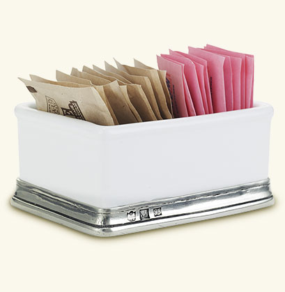 Match   Convivio Sugar Packet Holder $82.00