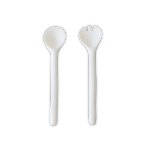 Tina Frey Designs   Lg Salad Servers $101.00