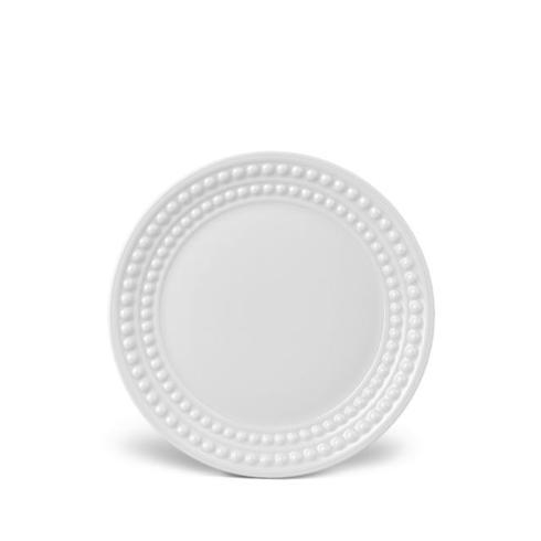 L'Objet   Perlee White Bread + Butter Plate $28.00