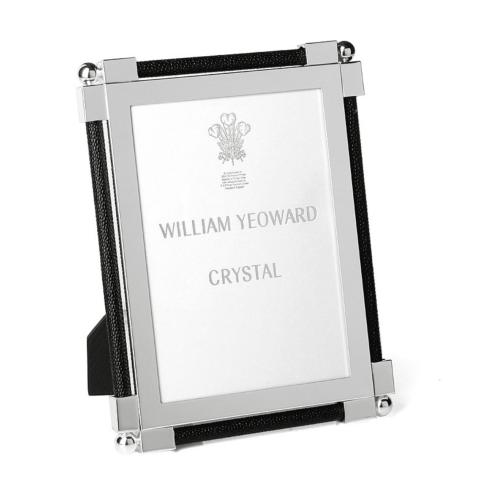 William Yeoward   Black Shagreen Frame $245.00