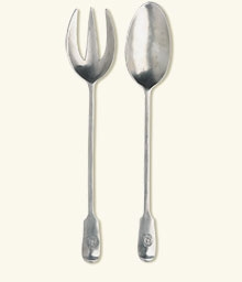 Match   A165.0 Antique Serving Spoon $118.00