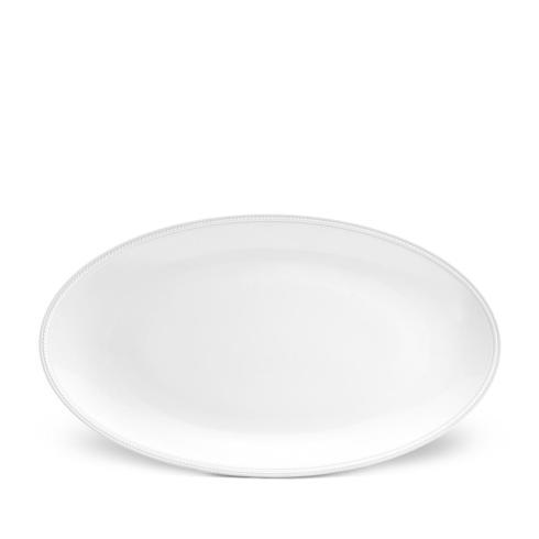 $400.00 Soie Tressee Large Oval Platter