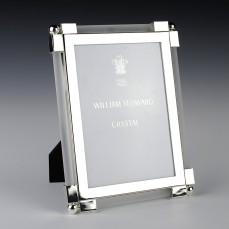 $245.00 4x6 Clear Satin Frame