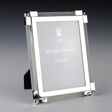 William Yeoward   4x6 Clear Satin Frame $245.00