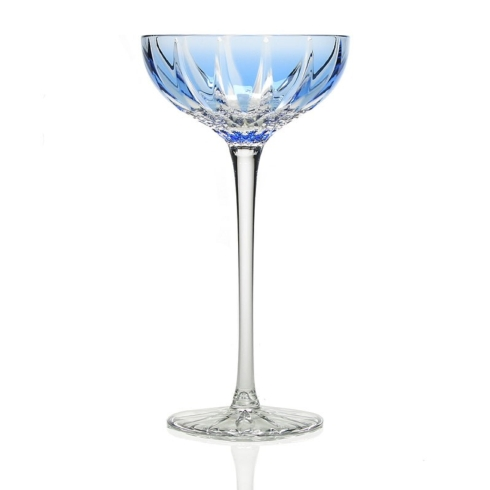 William Yeoward   Vita Tall Coupe Blue $255.00