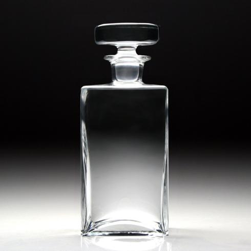 William Yeoward   Lillian Square Decanter $165.00