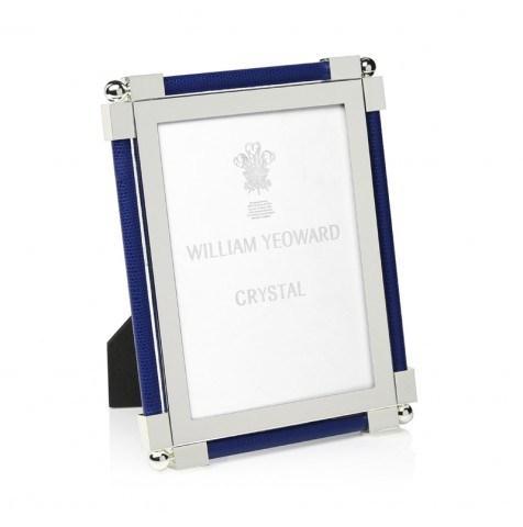$280.00 5x7 Dk Blue Shagreen Frame