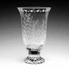 William Yeoward   Fern Vase 10' $455.00