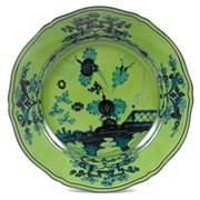 Richard Ginori 1735   Oriente Malachite Salad Plate  $85.00