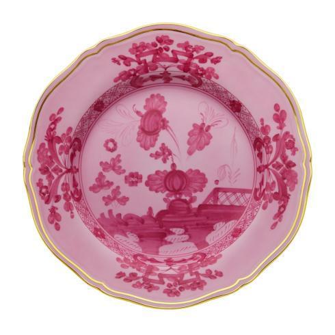 $100.00 Porpora Oriente Italiano Dessert Plate