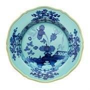 Richard Ginori 1735   Oriente Iris Dinner Plate  $125.00