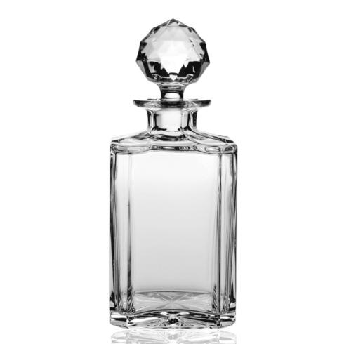 William Yeoward   Helen Square Decanter $575.00