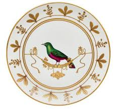 $175.00 Voliere Salad Plate