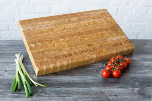 Larch Wood   Medium Cutting Board $245.00
