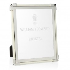 William Yeoward   8x10 White Shagreen Frame $350.00