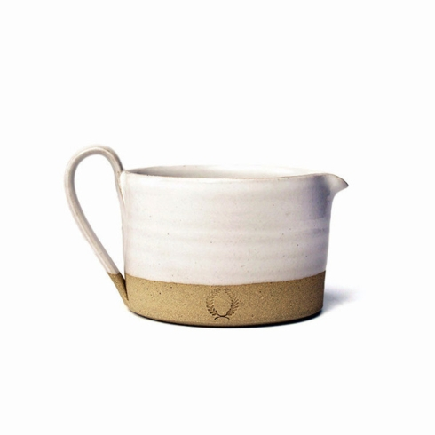 Farmhouse Pottery   Silo Sauce Boat $88.00
