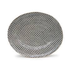Terrafirma   Med Oval Platter $205.00