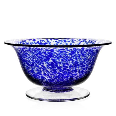 "$275.00 Vanessa Bowl 12"" Sicilian Blue"