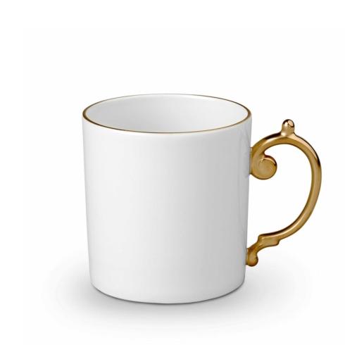 L'Objet   Aegean Gold Mug $88.00