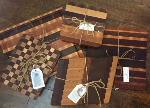 Babcock Exclusives  MoDigg Workings Medium Cutting Board Assorted MDW-003 $70.00