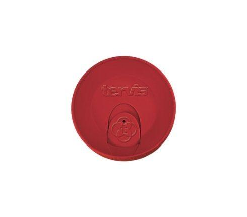 $4.00 16oz Red Travel Lid TTU-990