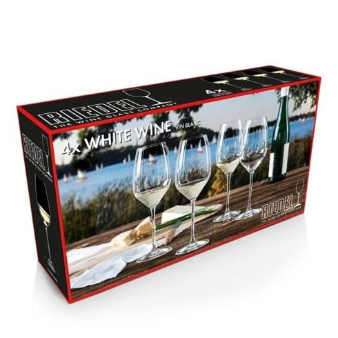 Riedel   White Wine set/4 R-801 $79.00