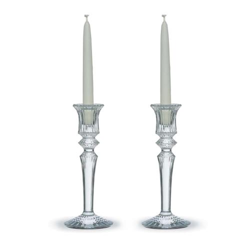 $540.00 Mille Nuits Tall Candlesticks set/2 BCX-210