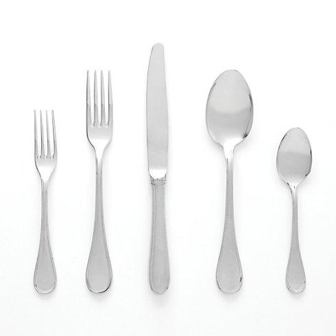 Christofle   Albi Acier Stainless 5pc Place Setting CST-101 $190.00