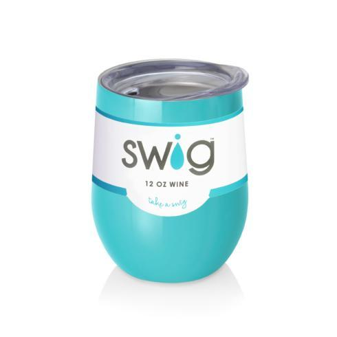 Babcock Exclusives   Swig - 12oz. Ocean Wine SWG-021 $19.99
