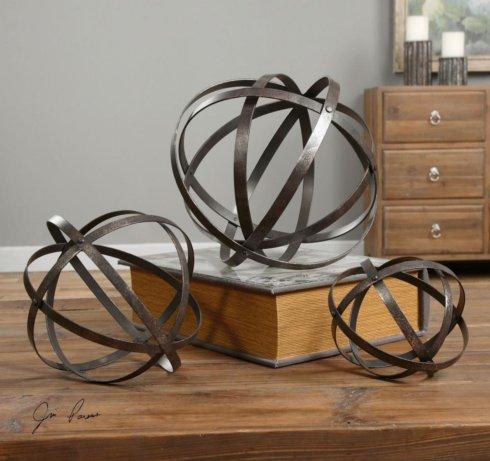 Uttermost   Small Stetson Sphere UTT-086 $28.50