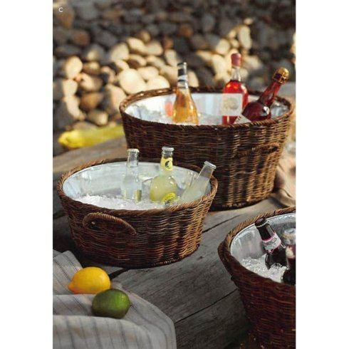 Roost   Large Rustic Willow Party Bucket RST-011 $72.00
