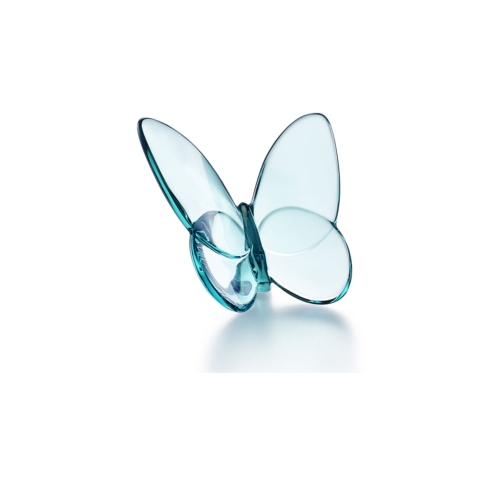 Baccarat   Turquoise Butterfly BCX-229 $140.00