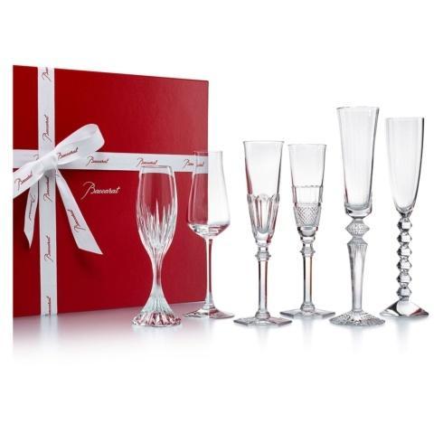 $990.00 Bubble Champagne set/6 BCX-379
