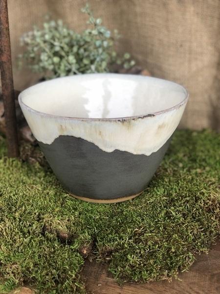 Etta B Pottery  Serving Pieces Popcorn Bowl Assorted EBP-274 $74.00