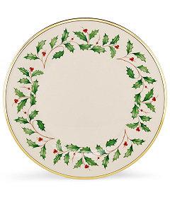 Lenox  Holiday Dinner Plate LEN-641 $36.00