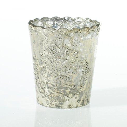 Accent Decor   Desiray Votive 4x4.75 ACD-089 $12.50