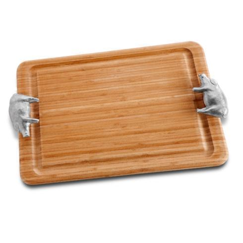 Wilton Armetale  Carving Boards/Other Serving Pig Handle Carving Board WLT-230 $100.00